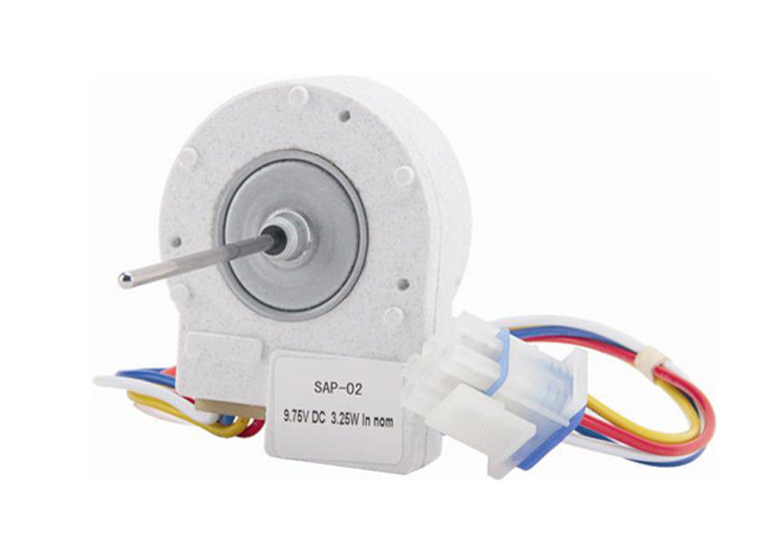 ZW58 micro refrigeration dc electric motor, cold room cooling fan motor