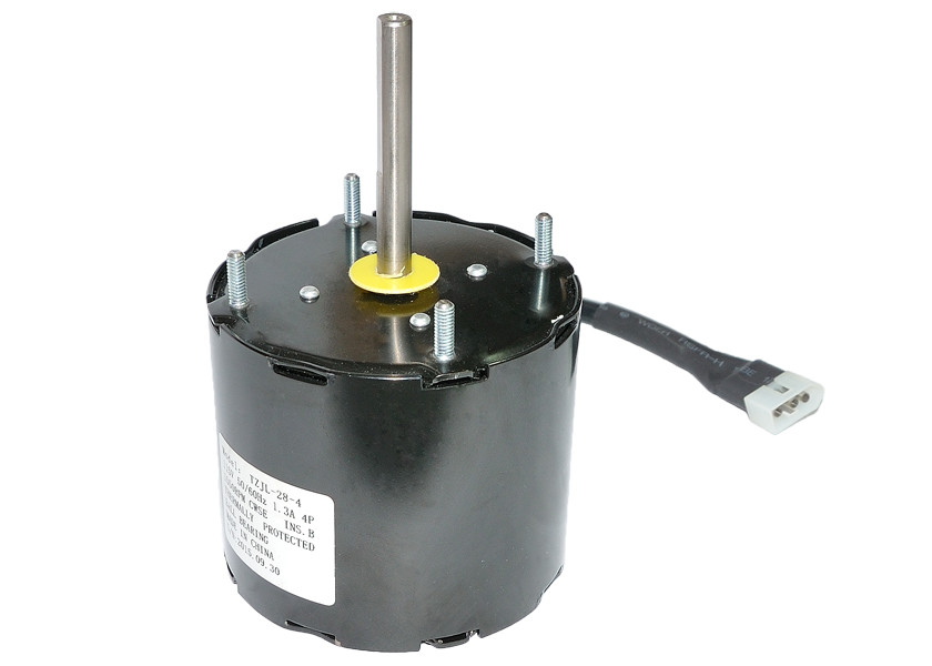 "Single Phase 3.3"" Shaded Pole Fan Motor For Kitchen Ventilation Equipment"